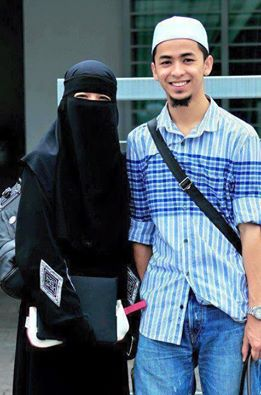 muslim husband wife