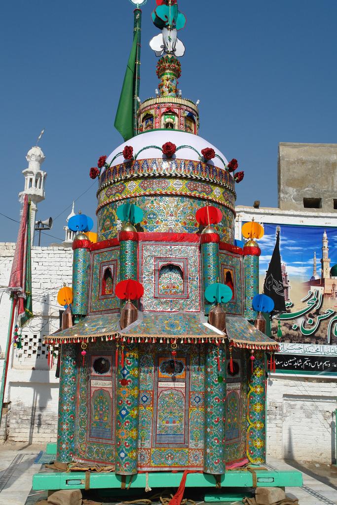 muharram taziya