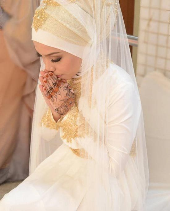 muslim wedding dress 001
