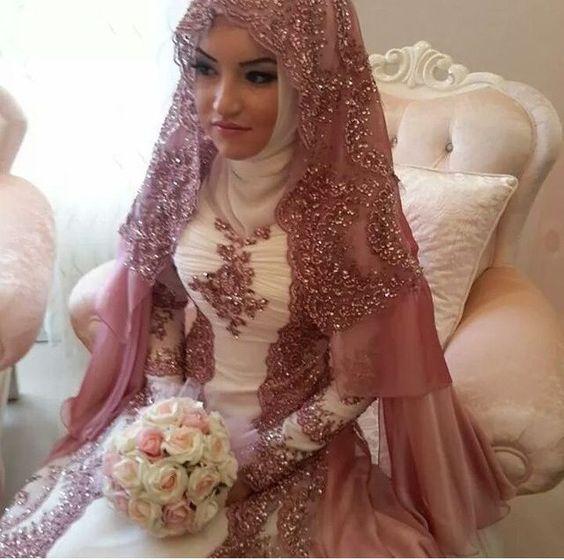muslim wedding dress 007