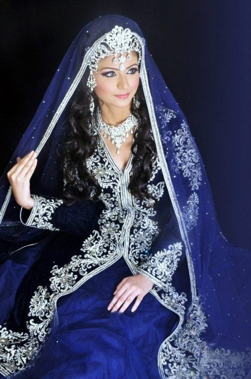 muslim wedding dress 008