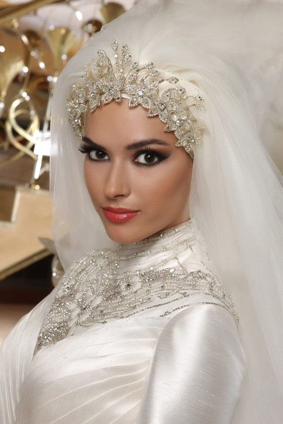 muslim wedding dress 010