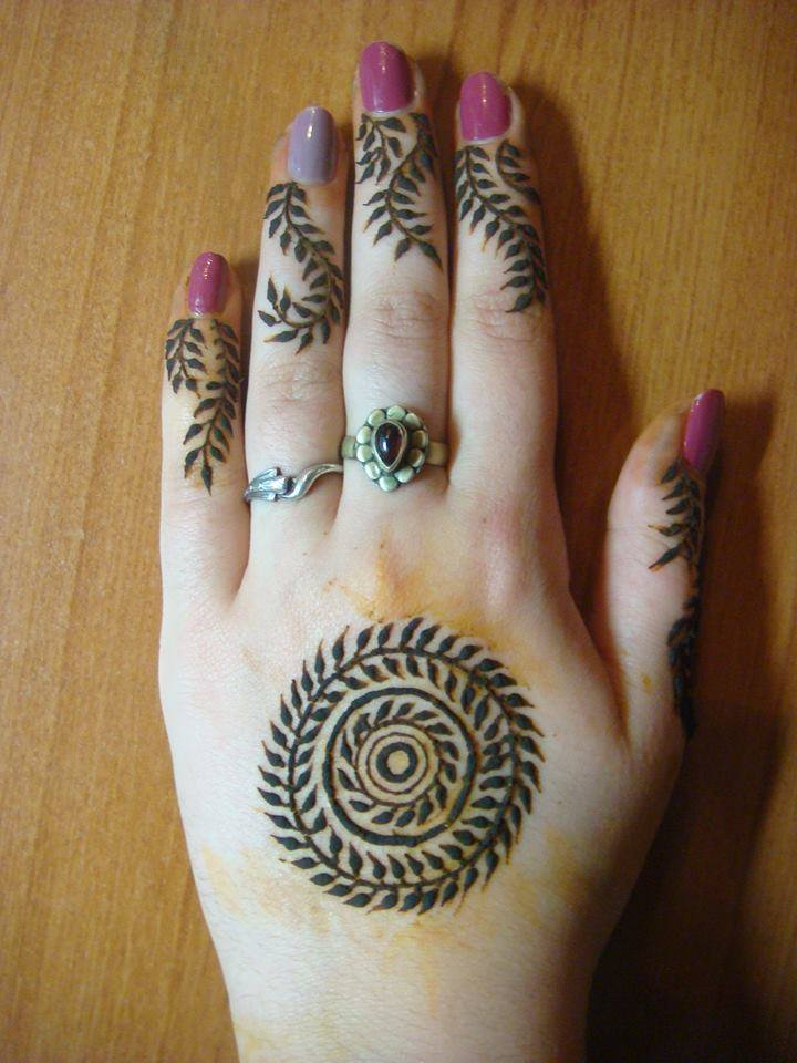 Mehndi Designs Arabic Archives - Islamic Blog