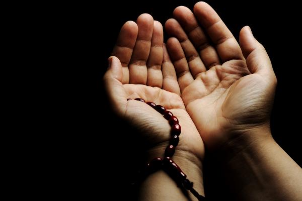 hands dua