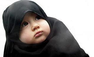 child for hijab