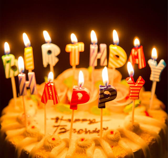 Many Many Happy Returns of The Day SMS