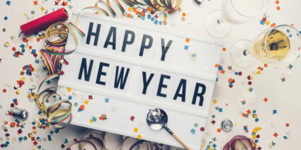 happy new year status